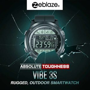 Relógio Inteligente Zeblaze Vibe 3s