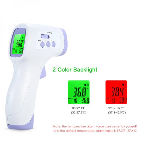 Termômetro Testa Infravermelho Digital Criança Adulto
