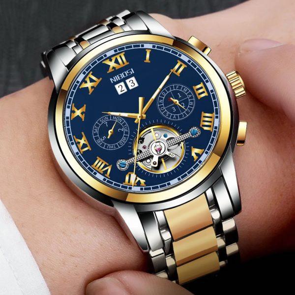 relógio nibosi blindado, relógio nibosi é bom, qualidade dos relogios nibosi, relógio nibosi mercado livre, relógios nibosi para revenda, relógio nibosi 1985, relógio nibosi prata, relógio nibosi americanas, relógio Nibosi Mecânico, Nibosi Automático