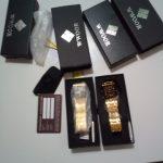 Relógio Masculino Wwoor 8858 de Luxo Original photo review