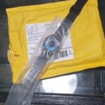 Relógio Criativo Quartzo Unissex Em Malha Metal 6004 UBU photo review