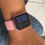 Relógio Eletrônico Smartwatch CF T80 - IP68 - Android e iOS  RI007-4 photo review