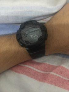 Relógio Masculino Skmei 1253 Militar Esportivo Digital A Prova D'água photo review