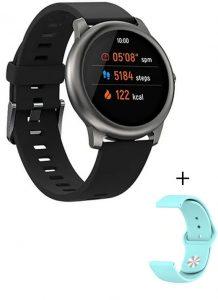 Relógio com Bluetooth, Relógio Fit, Relógio Pulso, Relógios, Relógios Digitais, Relógios Inteligentes, Relógios Smartwatch, Smartwatch 2020, Smartwatch 2021, Smartwatch Xaiomi, Xiaomi Haylou Solar Ls05, Xiaomi Haylou,