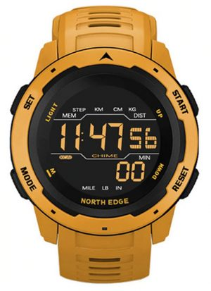 relógio militar tático, relógio militar americano, relógio militar smartwatch, meu relógio militar, relógio militar casio, relógio militar sobrevivência, relógio militar sport watch, relógio militar g-shock, Relógios North Edge, Relógios North Edge Mars,