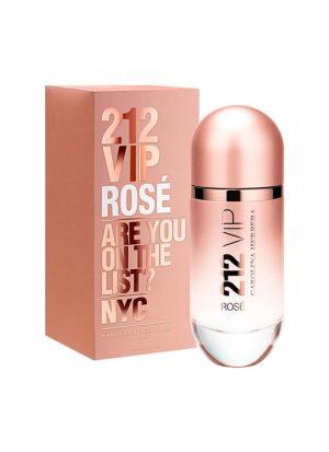 loja de perfumes, perfumes da moda, perfumes de grife, perfumes importados baratos, perfumes importados femininos, perfumes importados mais vendidos, perfumes masculinos, perfumes natural - Perfume CH 212 VIP Rosé Feminino