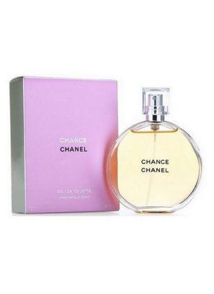 loja de perfumes, perfumes da moda, perfumes de grife, perfumes importados baratos, perfumes importados femininos, perfumes importados mais vendidos, perfumes masculinos, perfumes natural - Chance Chanel - Perfume Feminino - Eau de Toilette - 100ml